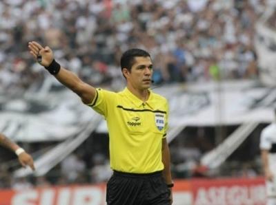 Mario Díaz de Vivar pitará Guaraní – Olimpia