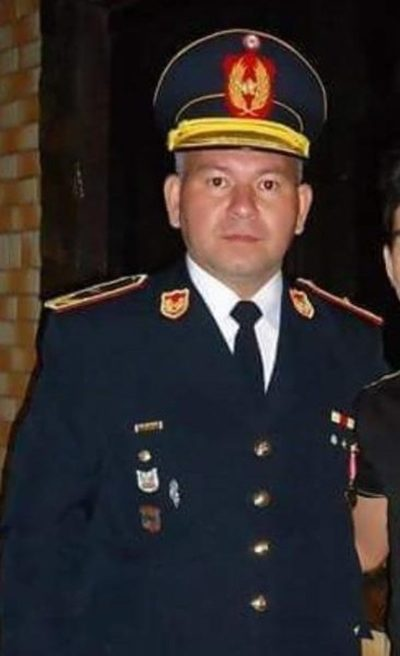 Asignan a nuevo jefe para comisaría de Minga Guazú