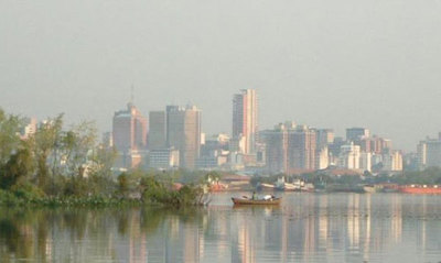 Alerta, altos índices de dióxido de carbono en Asunción debido a la polución