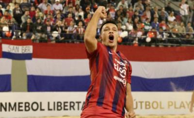 HOY / Cerro va por un lugar en al final de la Libertadores de Fútbol de Playa