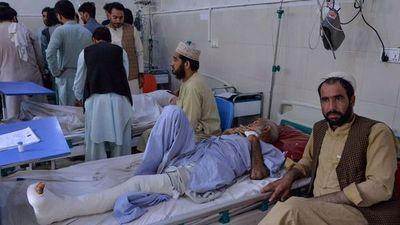 Atentado a hospital en Afganistán deja unos 20 muertos y 90 heridos