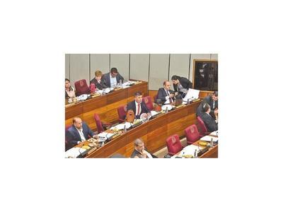 Senado tratará en 8 días la interpelación de Villamayor