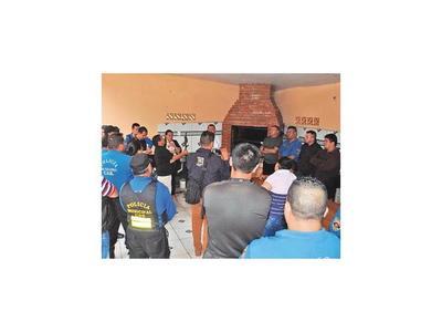 Se desmantela  Dirección de Tránsito de Comuna de CDE