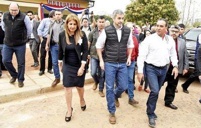 Villamayor por ahora se queda, dice Abdo Benítez