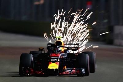 HOY / F1: Verstappen domina los libres en Singapur