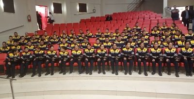 Nueva Policía Municipal de Tránsito de CDE