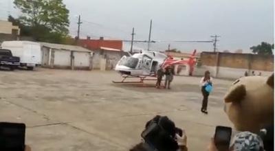 Empresa y piloto de helicóptero están expuestos a sanción, dicen en Dinac