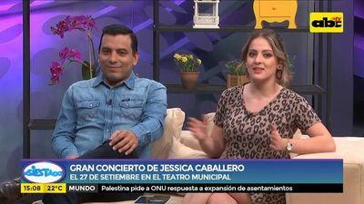 Gran concierto de Jessica Caballero