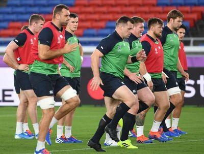 Irlanda arranca contra Escocia con Sexton como gran incógnita