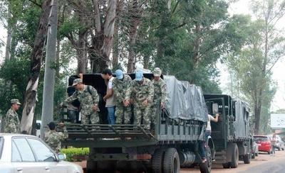 HOY / Ministro de Defensa argumenta  por militares en rol de policias  ante avance de criminales