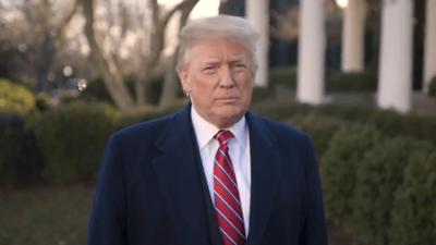 """Para Trump, China es """"amenaza para el mundo"""""""