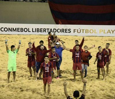 Cerro Porteño, finalista