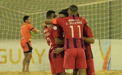 Cerro va por el título ante Vasco