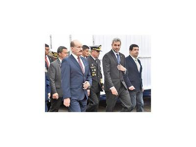 Mario Abdo dispone cambios en la FTC