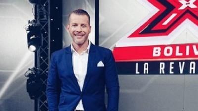 David Dionich es jurado en Factor X Bolivia