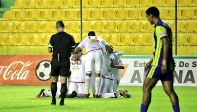 River Plate suma valiosos puntos ante Capiatá