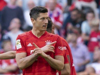 Bayern golea al Colonia con doblete de Lewandowski