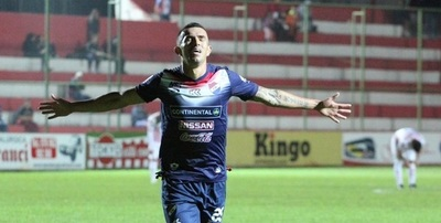 Nacional se impone a San Lorenzo