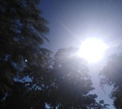 Fin de semana cálido con poca probabilidad de lluvias