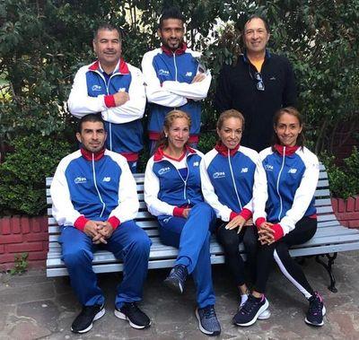 Paraguayos presentes en la Maratón de Buenos Aires