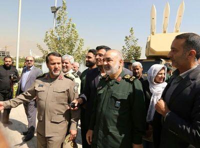 """Irán amenaza con """"campo de batalla"""""""