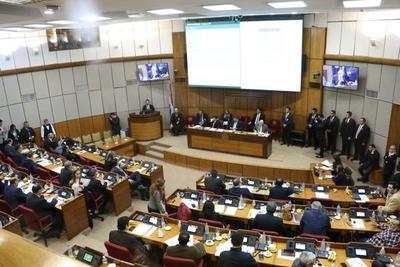 Senado definirá el jueves interpelación a Villamayor