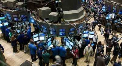 Caen los índices de Wall Street