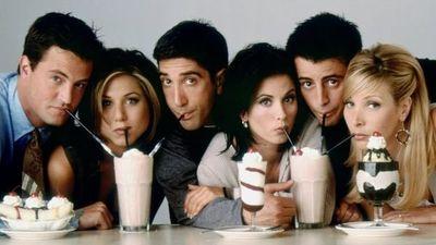 """Una amistad que perdura en el tiempo, la icónica serie """"Friends"""" cumple 25 años"""