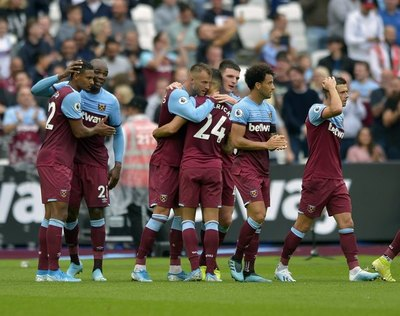El West Ham de Balbuena tumbó al United