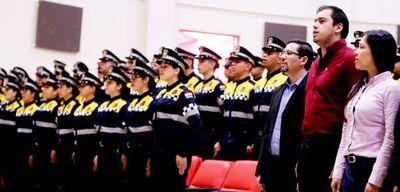 CDE: los 85 nuevos agentes de la PMT son reservistas de la Marina