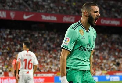 El Madrid resucita ante el Sevilla