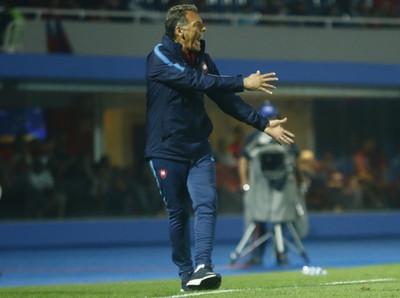 """""""Difícil de explicar la derrota"""", señala Miguel Ángel Russo"""