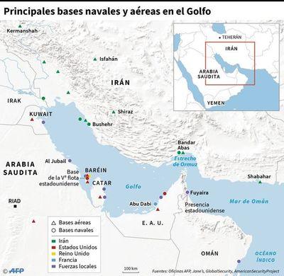 EE.UU. buscará apoyo internacional en la ONU contra el régimen de Irán