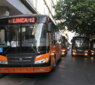 Empresarios de transporte público podrían ir a paro