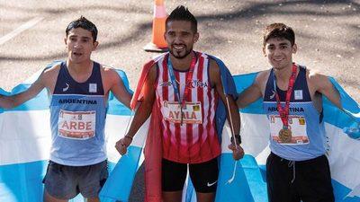 ¡Campeón sudamericano!