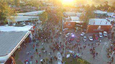La Expo abrirá sus puertas al público este sábado