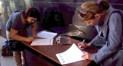 HOY / Cobro de impuestos en Asunción: juntan firmas para pedir rescisión de contrato con consorcio TX