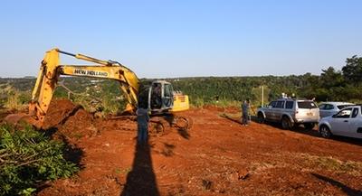Se ponen en marcha las obras del puente de La Integración entre Paraguay y Brasil