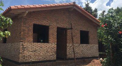 Construyen 1.000 viviendas en distintos Departamentos del país