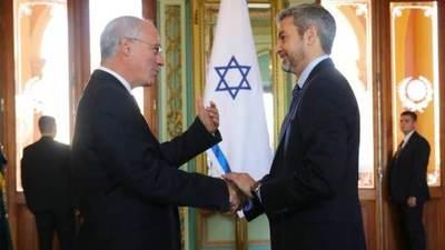 Israel pretende tener un mayor intercambio comercial con Paraguay