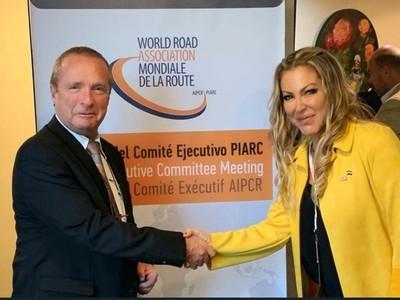 Profesional paraguaya disertará en Congreso Mundial de la Carretera