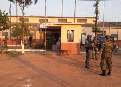 Inician cateo en la cárcel de San Pedro del Ycuamandyyú