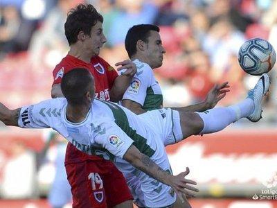 Debut de Danilo Ortiz deja con la boca abierta a su entrenador