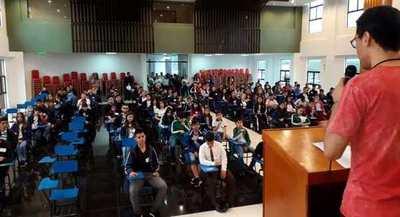 Inicia la primera edición del Encuentro Internacional de Iniciativas Innovadoras en Paraguay