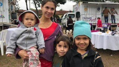 Ciudad Mujer Móvil de la Gente se alista rumbo a Itapúa
