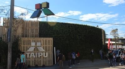 Stand ecológico de Itaipú en la Expo busca generar conciencia ambiental