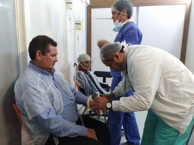 Inédita asistencia médica en San Juan de Ñeembucú