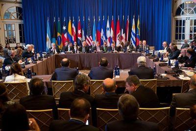 Países de TIAR acuerdan sancionar a los aliados de Maduro