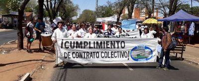 Hospital de Clínicas retoma la huelga y espera que gobierno cumpla promesa