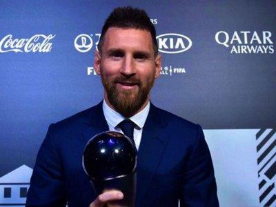 Messi es   The Best
